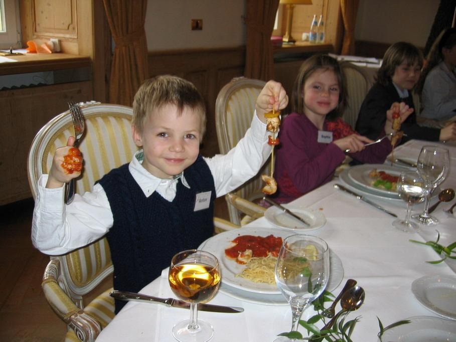 knigge kids essen